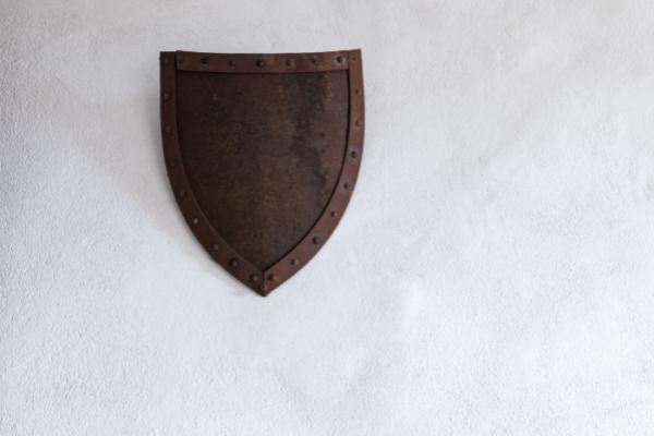 Shield to represent insurance coverage